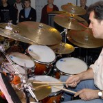 Drummers Institute Clinic 2008