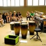 Jan Rohlfing Master Class Euro Rock 2010