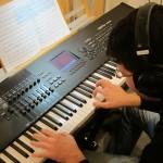Marin Petrov playing at SLP