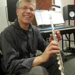 SLP Kim Jovy on Flute