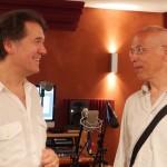 Bernd Winterschladen und Jan SLP 2015