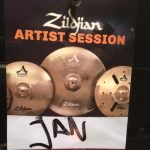 Zildjian Artist Session 2017